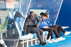 CD. Leganés (0-0) Deportivo de la Coruña (horablanquiazul) Tags: butarque coruña deportivo horablanquiazul laliga leganés ligasantander somoslega seedorf