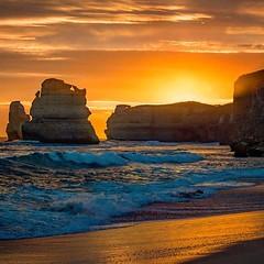 Great Ocean Road - GIBSON Steps (alexkess) Tags: instagram ifttt
