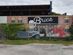 More art near Wynwood Walls Miami.