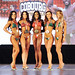 Bikini B 4th Messerkhanian 2nd Mercure 1st Elliott 3rd Trpkoska 5th Germain