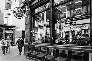 Café Oost West.