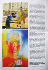 Stephen B Whatley 3-page feature (page 32) - MAJESTY magazine - May 2018 (Stephen B. Whatley) Tags: art expressionism majesty princecharles harry meghan marklenew painting prince royal collectionstephen b whatleyartist whatley stephenbwhatley artiststephenwhatley buckinghampalace london princeofwales majestymagazine magazine artiststephenbwhatley princeharry meghanmarkle toweroflondon towerhillstation towerhillunderpass modernart contemporaryart expressionistart commissionspublic press news page publication royalty royalfamily monarchy abigfave blueribbonwinner theroyalcollection