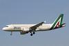 EI-DTJ Airbus A.320-216 Alitalia (pslg05896) Tags: eidtj airbus a320 alitalia ams eham amsterdam schiphol