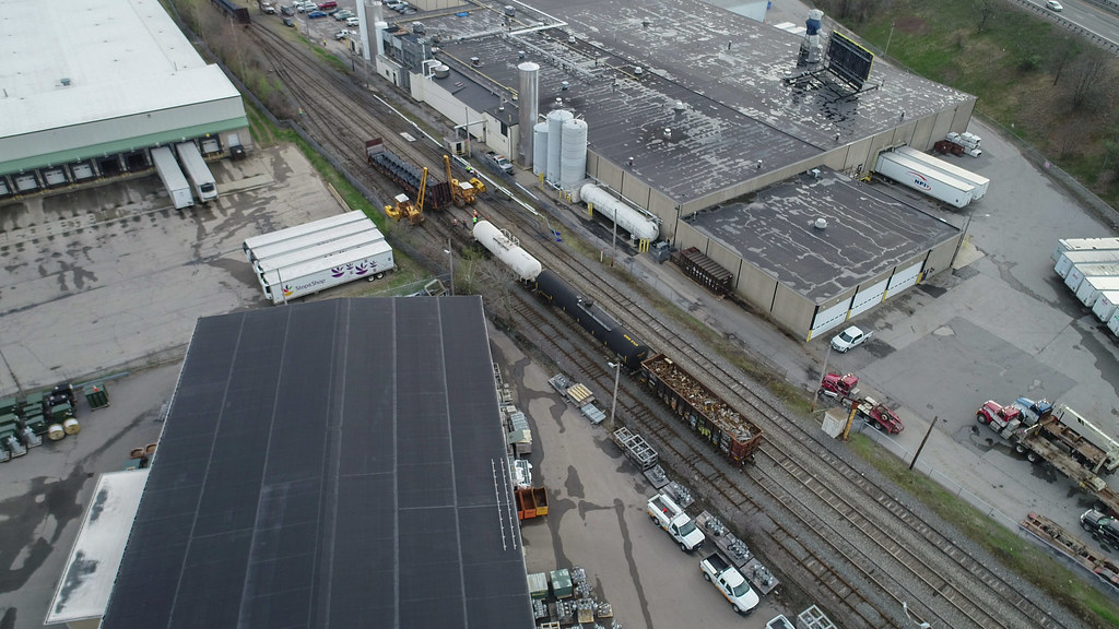 The World's most recently posted photos of derailment and