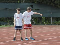 Michele Storani con Alessandro Fineschi