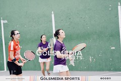 Semifinales y Finales Master Femenino Frontenis (paloma navarro)