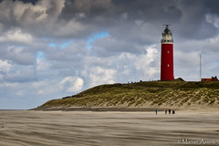 Lighthouse (marian.assink) Tags: texel duinen dutch landschap lighthouse strand vuurtoren wolken zee