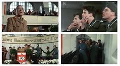 protest (Jo Hedwig Teeuwisse) Tags: weisserose movie resistance germany america feminism weiserose patriarchy ww2 nazi nazis nazism neonazi sophiescholl paulgiesler protest ludwigmaximilianuniversity soldiers uniform facist fascism war secondworldwar