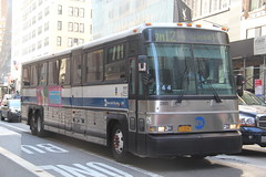 IMG_6998 (GojiMet86) Tags: mta nyc new york city bus buses 2002 d4500 2861 qm12 57th street 5th avenue