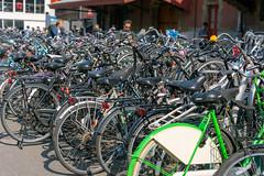 Bicycles, Amsterdam, Netherlands (rmk2112rmk) Tags: bicycles bicycle bike amsterdam netherlands dof