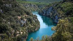 Les Basses gorges du Verdon (Alpes de haute Provence) - France (pascal548) Tags: