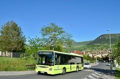 Millau - Iveco Bus UrbanWay 10 - 11/05/18 (Jérémy P.) Tags: bus millau aveyron occitanie iveco urbanway