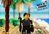 Death in Paradise (v2) - Puerto del Sol (y20frank) Tags: lego minifigures summer 2018 beach tropical clubtropicana palm deathinparadise bbc film tvseries