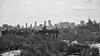 New York Skyline in the distance (rjdibella) Tags: newyorkcity newyork georgewashingtonbridge 2011 bridges spring usa nyc fortlee newjersey unitedstates us