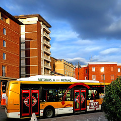 Autobus a Metano - Pisa (pom'.) Tags: autobus april 2018 pisa toscana tuscany italia italy europeanunion panasonicdmctz101 station 100 5000