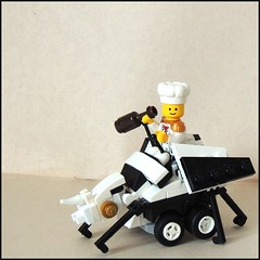 Goliath Beetle Mighty Micro (Space Glove) Tags: lego beetle afol mighty micros