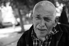 Oldman... (K.BERKİN) Tags: turkey tourism taksim human oldman people portrait street streetphoto streetphotograpy sony6300 sonyalpha goldenhorn homeless life blackwhite istanbul city beyoglu mirroless man