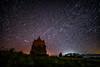 My first startrail (jasonhudson2) Tags: startrail ulverston monument night sky star longexposure sateillite sony zeiss landscape