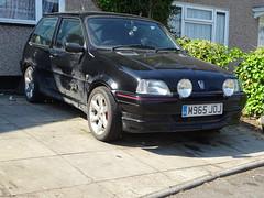 1994 Rover Metro 1.4 GTI 16v (Neil's classics) Tags: vehicle 1994 rover metro 14gti car
