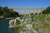 L'aqueduc et le Gardon (jesuisjeff) Tags: aqueduc pontdugard
