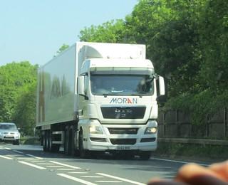 Moran logistics DA62 BVE