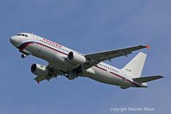 A320-214 VQ-BDR ROSSIYA (shanairpic) Tags: jetairliner passengerjet a320 airbusa320 shannon rossiya vqbdr allegiant