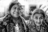 Hija y madre ! (poupette1957) Tags: art atmosphère black canon city curious costumes detail fashion guatemala humanisme imagesingulières life lady monochrome market noiretblanc noir old photographie people portrait rue street town travel urban ville voyage