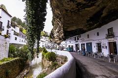 SETENIL DE LAS BODEGAS (javier hernandez sanchez) Tags: cuevas setenil pueblos curiosos