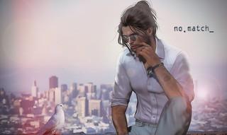 No Match~No Whistle logo