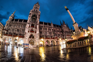 Typically MUNICH: Most beautiful of the cities