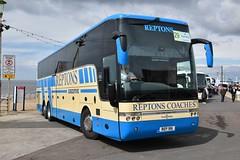 Reptons - REP916 (Transport Photos UK) Tags: bookham surrey reptons vanhool blackpool ukcoachrally2018 adamnicholsontransport photos uk transport adamnicholson