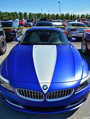 BMW Z4 (Chad Horwedel) Tags: bmwz4 bmw z4 car supercarsaturday promenademall bolingbrook illinois