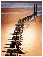 beach breaker (Mallybee) Tags: breakers sand beautiful beach cleethorpes mallybee panasonic lumix 60mmf28art sigma