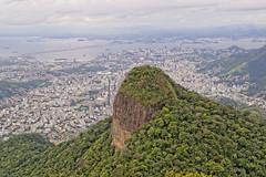 Vista da Tijuca Mirim (plinioleal) Tags: picodatijuca tijuca riodejaneiro brasil brazil natureza nature trilha tracking mountains landscape
