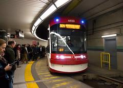 Curvage (Wheelnrail) Tags: ttc toronto union station lrv light rail passenger train road rails transit commission underground urban rush hour