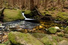 Wir / vortex (Stach_Trach) Tags: a99ii tamron1530mmf28spdivcusd karkonosze sudety wir vortex potok woda las stream water waterfall wodospad forest