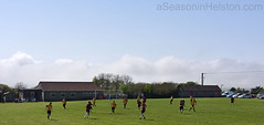 St Breward 1, Altarnun 2, Duchy League Division 2, May 2018 (darren.luke) Tags: cornwall cornish football landscape nonleague grassroots st breward fc altarnun