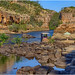Nitmiluk National Park (Katherine Gorge) - Top of First Gorge (of 13 gorges separated by rockfalls).02