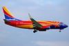 Southwest's Arizona One landing at Cleveland (chrisjake1) Tags: kcle cle cleveland hopkins southwest arizona arizonaone 737 73g 737700 7377h4 b73g n955wn