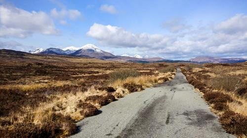 Cuillin mountains, Isle of Syke