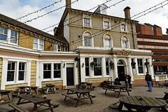 Watford, The Flag (Dayoff171) Tags: gbg hertfordshire uk unitedkingdom boozers pubs publichouses europe england greatbritain watford gbg2018