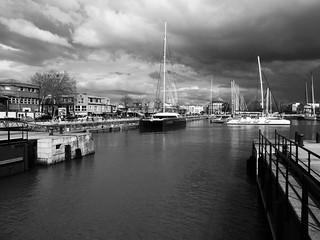 La Rochelle en monochrome !!!