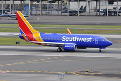 Southwest Airlines (SWA) - Boeing 737-700 - N569WN - Portland International Airport (PDX) - June 3, 2015 3 405 RT CRP (TVL1970) Tags: nikon nikond90 d90 nikongp1 gp1 geotagged nikkor70300mmvr 70300mmvr aviation airplane aircraft airlines airliners portlandinternationalairport portlandinternational portlandairport portland pdx kpdx n569wn southwestairlines southwest swa cfwai westjetairlines westjet boeing boeing737 boeing737700 737ng b737 b737ng 737 737700 737700wl boeing7377ct 7377ct 7377ctwl aviationpartners winglets cfminternational cfmi cfm56 cfm567b24 780476 unitedstatesairforce usairforce usaf 159thfightersquadron 159fs 159thfs 125thfighterwing 125thfw 125fw mcdonnelldouglas mcdonnelldouglasf15eagle boeingf15eagle mcdonnelldouglasf15ceagle boeingf15ceagle f15eagle f15ceagle eagle f15 f15c prattwhitney pw prattwhitneyf100 f100 pwf100 prattwhitneyf100pw220 f100pw220