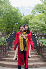 mary&naweed (62 of 101) (justinmay1) Tags: mary naweed grad graduation college rutgersuniversity rutgers collegeave yard