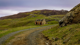 The house under the hill