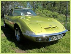 Opel GT (v8dub) Tags: opel gt allemagne deutschland germany german gm niedersachsen debstedt pkw voiture car wagen worldcars auto automobile automotive old oldtimer oldcar klassik classic collector