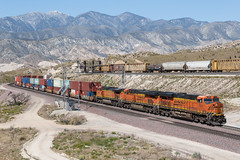 BNSF 7330 (Mickoo737) Tags: bnsf transcon2 hill582 cajon california