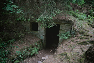Abandoned mine: Lost storage room