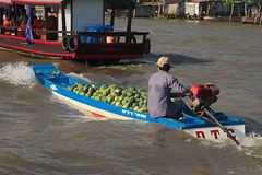 Can Tho Floating Market 4 (diego ilsole.org) Tags: vietnam cantho floatingmarket mercatogalleggiante barca boat mekong