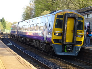 Northern 158859 @ Horsforth